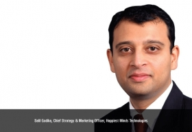 Salil Godika, Chief Strategy & Marketing Officer, Happiest Minds Technologies